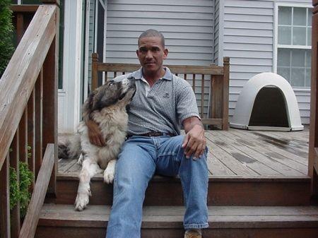 Gary and Caesar in Virginia